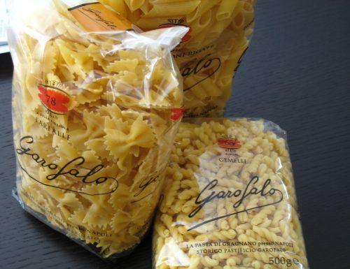 la Pasta ideale: GAROFALO
