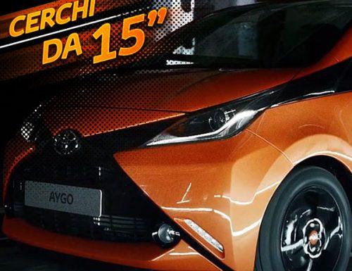 Toyota AYGO con Pay per Drive a 9.450 € ! Cosa ne pensate?