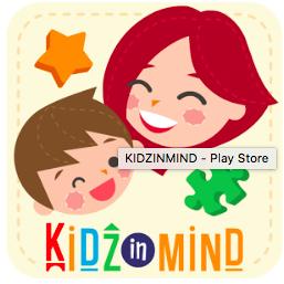 KidzInMind appli