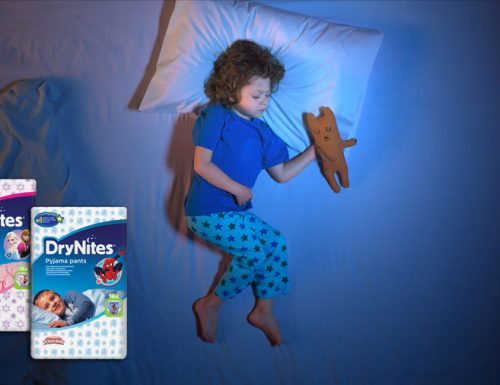 Enuresi notturna: No problem!