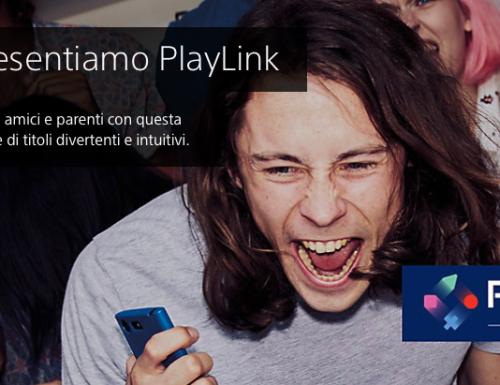 PlayLink – PS4 il nuovo modo di utilizzare la PayStation.