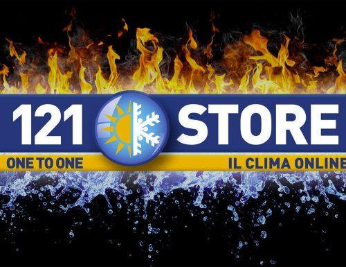 Per il clima ideale per la tua CASA?? Chiedi a 121 STORE.