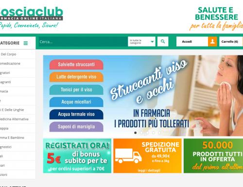 Farmacia online: Farmacia Bosciaclub